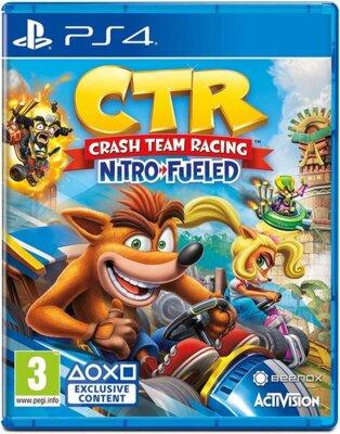 Игра Crash Team Racing (PS4, Английский язык) 1