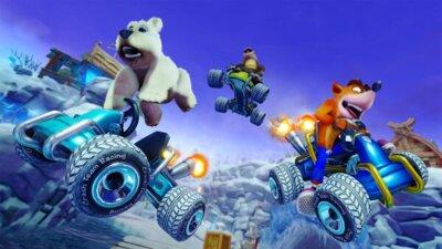 Игра Crash Team Racing (PS4, Английский язык) 2