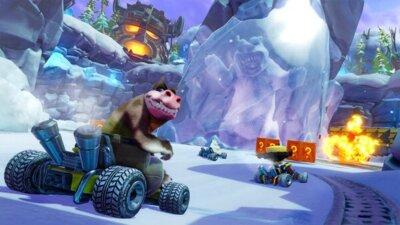 Игра Crash Team Racing (PS4, Английский язык) 3