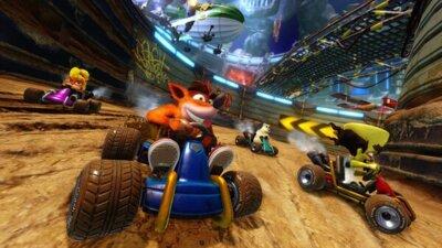 Игра Crash Team Racing (PS4, Английский язык) 6