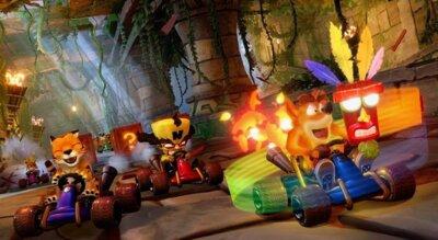 Игра Crash Team Racing (Xbox One, Английский язык) 4