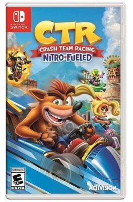 Гра Crash Team Racing (Nintendo Switch, Англійська мова) 1