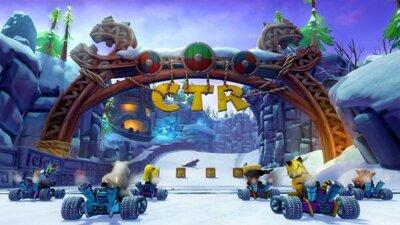 Гра Crash Team Racing (Nintendo Switch, Англійська мова) 2