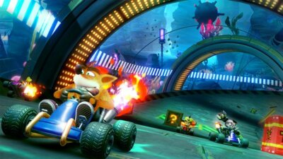 Гра Crash Team Racing (Nintendo Switch, Англійська мова) 5