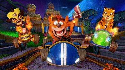 Гра Crash Team Racing (Nintendo Switch, Англійська мова) 6