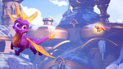 Гра Spyro Reignited Trilogy (Xbox One, Англійська мова) 3