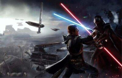 Игра Звездные Войны: Джедаи, Павший Орден (PS4, Русская версия) 2