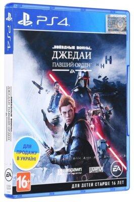 Игра Звездные Войны: Джедаи, Павший Орден (PS4, Русская версия) 6