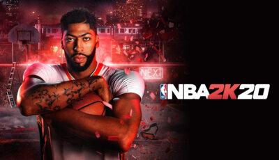 Игра NBA 2K20 (Nintendo Switch, Английский язык) 2