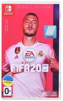 Гра FIFA 20 (Nintendo Switch, Російська версія) 1