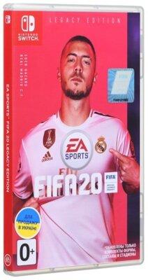 Гра FIFA 20 (Nintendo Switch, Російська версія) 5