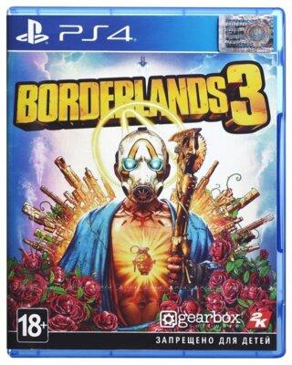 Игра Borderlands 3 (PS4, Русская версия) 1