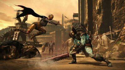 Игра Mortal Kombat X (PS4, Русская версия) 3