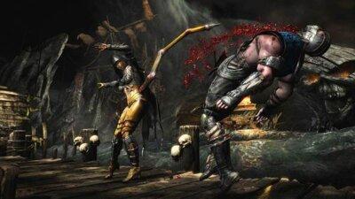 Игра Mortal Kombat X (PS4, Русская версия) 4