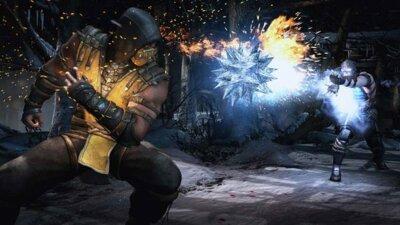 Игра Mortal Kombat X (PS4, Русская версия) 9
