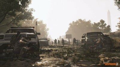 Игра Tom Clancy's The Division 2 (PS4, Русская версия) 7