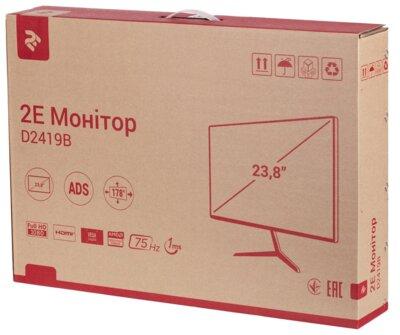 """Монітор 23.8"""" 2E D2419B (2E-D2419B-01.UA) 9"""