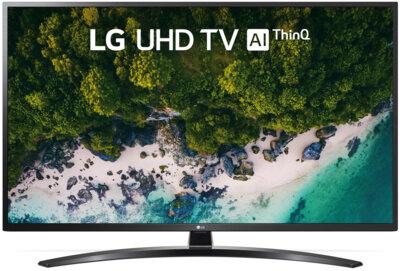 Телевизор LG 49UM7450PLA 1
