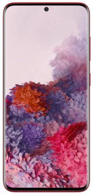 Смартфон Samsung Galaxy S20 Red 1
