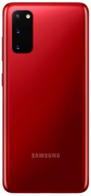 Смартфон Samsung Galaxy S20 Red 2