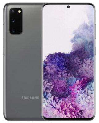 Смартфон Samsung Galaxy S20 Gray 3