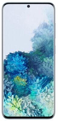 Смартфон Samsung Galaxy S20 Light Blue 1
