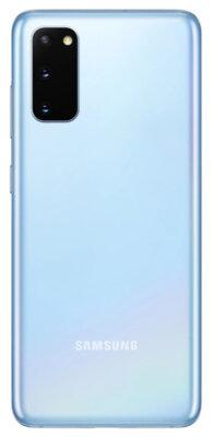 Смартфон Samsung Galaxy S20 Light Blue 2