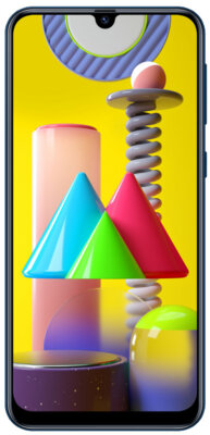 Смартфон Samsung Galaxy M31 M315F Blue 1