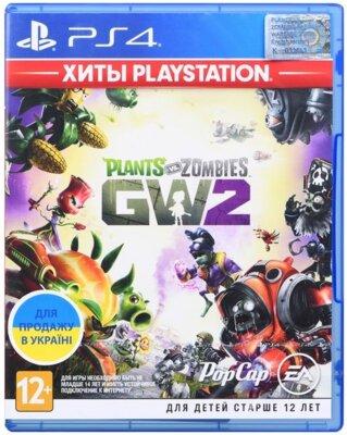 Гра Plants vs. Zombies: Garden Warfare 2 (PS4, Англійська мова) 1