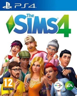 Гра Sims 4 (PS4, Російська версія) 1