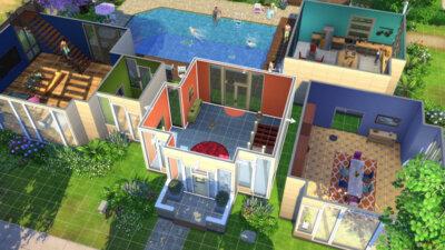Гра Sims 4 (PS4, Російська версія) 2