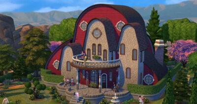 Гра Sims 4 (PS4, Російська версія) 3