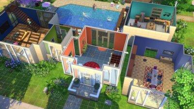 Гра Sims 4 (PS4, Російська версія) 5