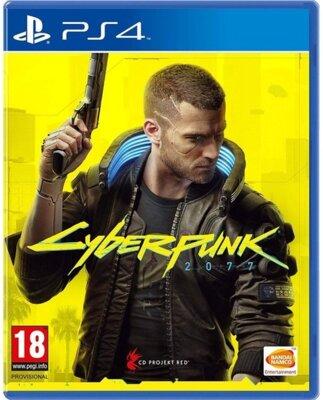Гра Cyberpunk 2077 (PS4, Російська версія) 1