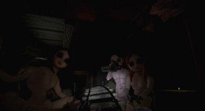 Гра Until Dawn: Rush of Blood, тільки для VR (PS4, Російська версія) 6