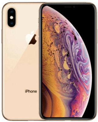 Смартфон Apple iPhone XS 64GB Gold 1