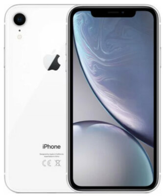 Смартфон Apple iPhone Xr 64GB White 3