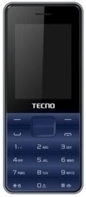 Мобільний телефон Tecno T372 TripleSIM Deep Blue 1