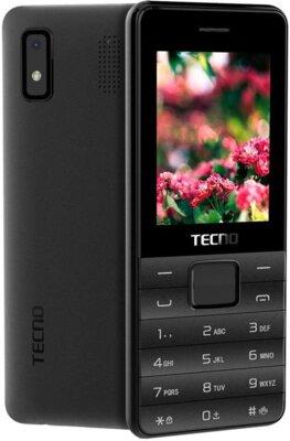 Мобильный телефон Tecno T372 TripleSIM Black 1