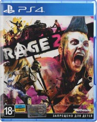 Гра RAGE 2 (PS4, Російська версія) 1