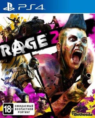 Гра RAGE 2 (PS4, Російська версія) 2
