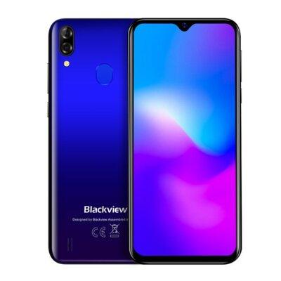 Смартфон Blackview A60 1/16Gb DS Gradient Blue 2