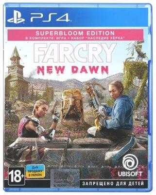 Гра Far Cry. New Dawn. Superbloom Edition (PS4, Російська версія) 1