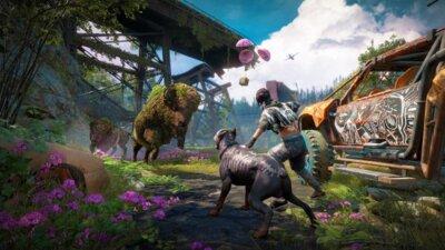 Гра Far Cry. New Dawn. Superbloom Edition (PS4, Російська версія) 2
