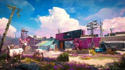 Гра Far Cry. New Dawn. Superbloom Edition (PS4, Російська версія) 4