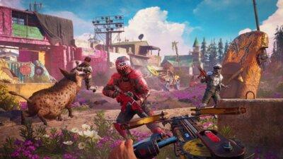 Гра Far Cry. New Dawn. Superbloom Edition (PS4, Російська версія) 5