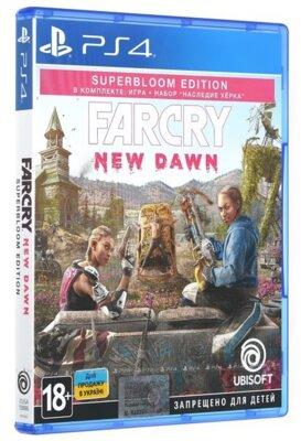 Гра Far Cry. New Dawn. Superbloom Edition (PS4, Російська версія) 6