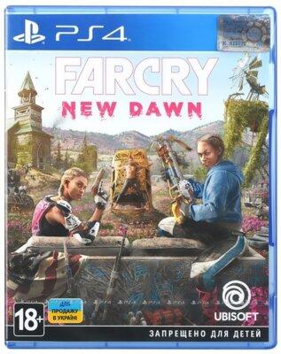 Игра Far Cry. New Dawn (PS4, Русская версия) 1