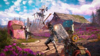 Игра Far Cry. New Dawn (PS4, Русская версия) 4