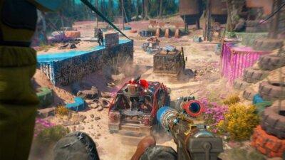 Игра Far Cry. New Dawn (PS4, Русская версия) 5